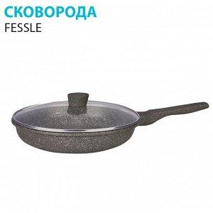 Сковорода с каменным покрытием Fessle 22 см
