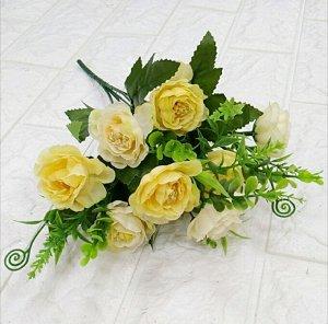Цветы Высота букетика 30 см, 5 веток,10 цветков ⊙ 3 см. Без выбора цвета.