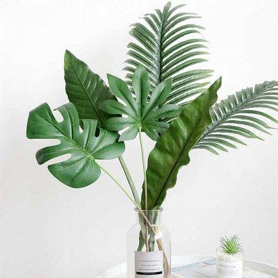 🌹Искусственные цветы для декора!🌸Родительский день🥀 — Декор для дома — Искусственные растения