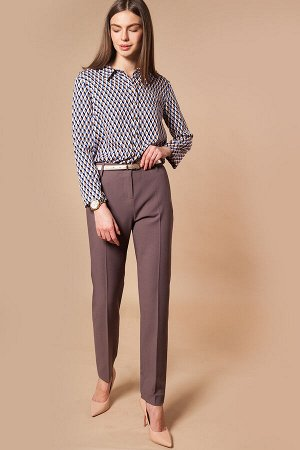 Классические брюки со стрелками, D24.394