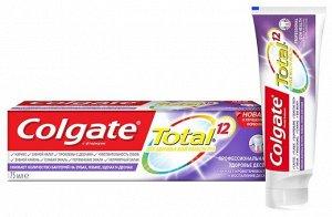 З.паста COLGATE 75мл Total12 Pro-Здоровье десен