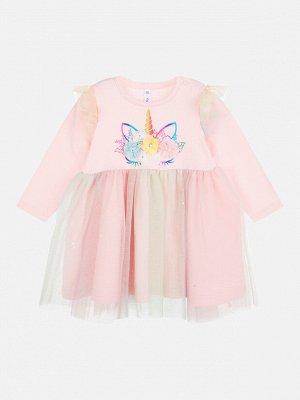120323006 Платье для девочек р.
