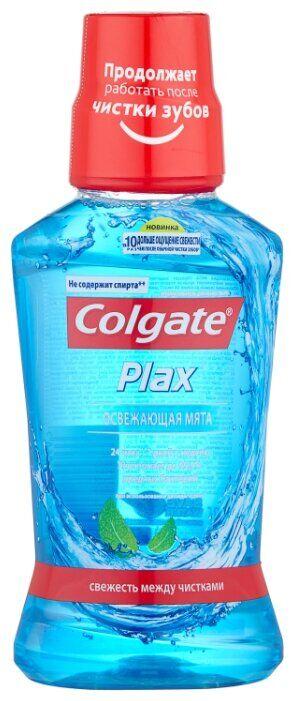 Опол.д/рта COLGATE 250мл Plax Total Освежающая мята