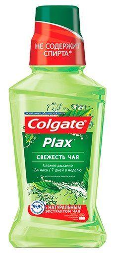 Опол.д/рта COLGATE 250мл Plax Свежесть чая