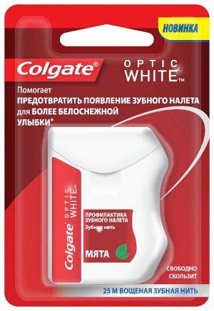 З.нить COLGATE Optic White 25м