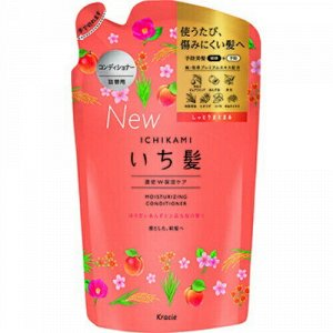 "72178 ""Ichikami"" Бал-опол-ль интенсивно увлажняющий для повреж-х волос с маслом абрикоса,340г,см.уп."