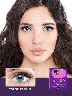 Оттеночные квартальные линзы Adria Color 1 tone (2 линзы)