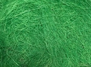 Сизаль натуральная 100 гр уп цвет травяной