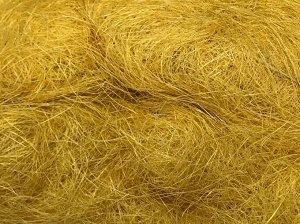 Сизаль натуральная 100 гр уп цвет желтый