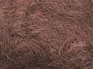 Сизаль натуральная 100 гр уп цвет шоколадный