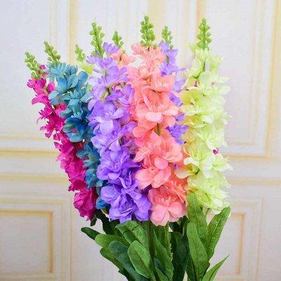 🌹Искусственные цветы для декора!🌸Родительский день🥀 — Декоративные высокие цветы — Искусственные растения