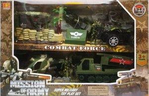 Игровой военный набор
