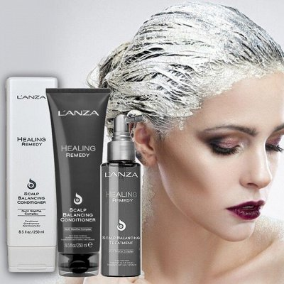 ⚡*L'an*za - Исцеляющий уход для волос! Акция!⚡   — HEALING REMEDY - оздоровление кожи головы — Для волос