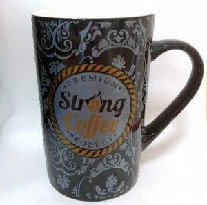 Кружка Кружка для напитков. Ее главные особенности — это вместительность и привлекательный дизайн, поэтому, заварив себе вкусного чаю или кофе, вы сможете неторопливо наслаждаться ароматным напитком.