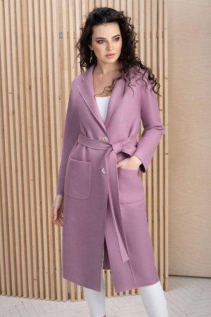 Пальто Пальто ЮРС 20-118/2  Состав ткани: ПЭ-42%; Шерсть-6%; Акрил-52%;  Рост: 164 см.  Это пальто – идеальное решение для женщин, которые предпочитают носить трендовые предметы гардероба. Така