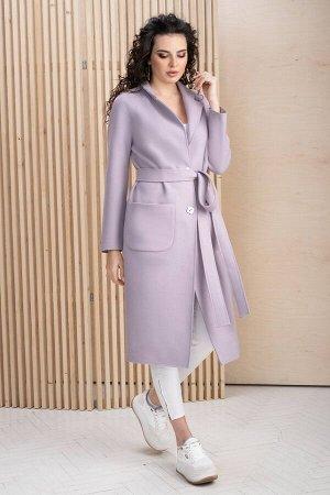 Пальто Пальто ЮРС 20-118/3  Состав ткани: ПЭ-42%; Шерсть-6%; Акрил-52%;  Рост: 164 см.  Это пальто – идеальное решение для женщин, которые предпочитают носить трендовые предметы гардероба. Така