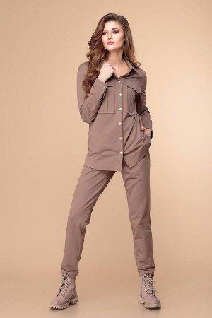 Блуза, брюки Romanovich Style Артикул: 2-1934 беж