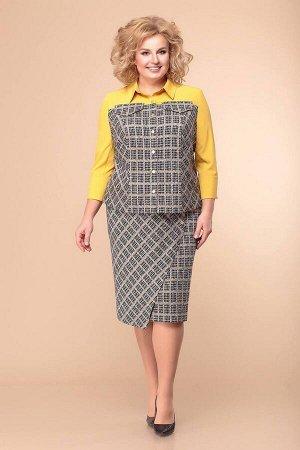 Блуза, юбка Romanovich Style Артикул: 2-1899