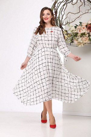 Платье Michel chic Артикул: 970 белый