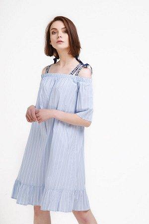 Платье Prestige Артикул: 3354/170 голубой