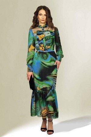 Платье, ремень Mia-Moda Артикул: 1015-8