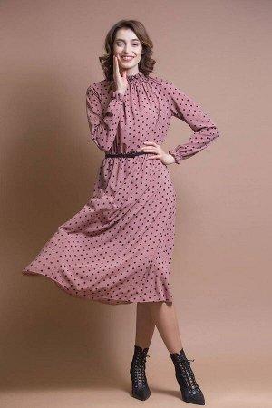 Платье Ivera 734 розовый