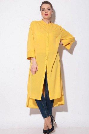Рубашка SOVA Артикул: 11089 желтый