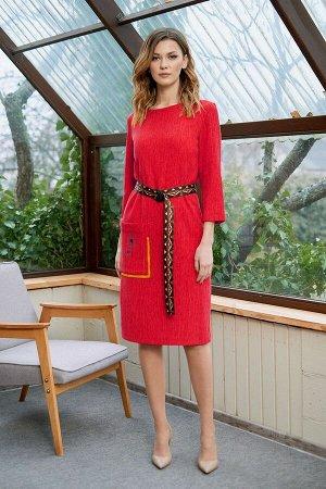 Платье Fantazia Mod Артикул: 3635 малина