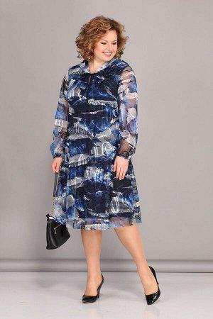 Платье Lady Secret Артикул: 3622/1 синий