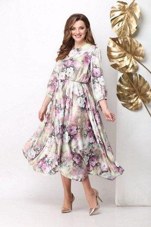Платье Michel chic Артикул: 972 цветы
