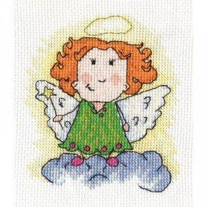 Набор для вышивания Кларт Ангел-Хранитель