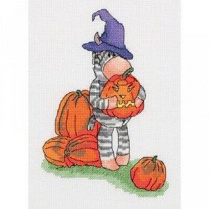 Набор для вышивания Кларт Хеллоуин