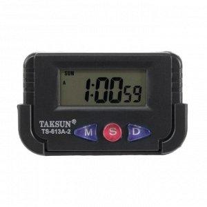 Часы электронные в авто, TS-613A-2