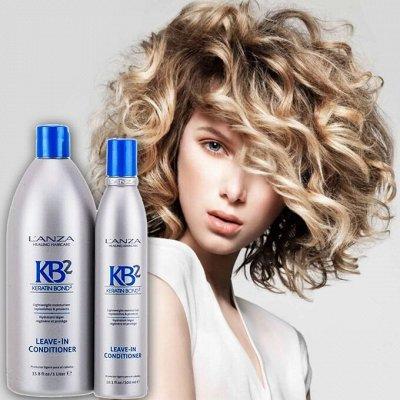 ⚡*L'an*za - Исцеляющий уход для волос! Акция!⚡   — KERATIN BOND 2  -ЕЖЕДНЕВНЫЙ УХОД — Шампуни