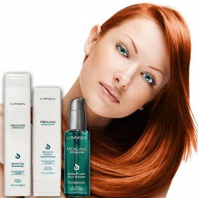 ⚡*L'an*za - Исцеляющий уход для волос! Акция!⚡   — HEALING STRENGTH - уход для придания волосам силы — Для волос