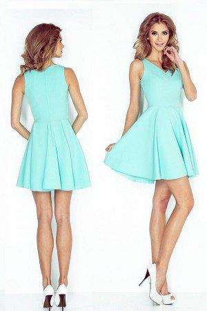 Платье MORIMIA 014-4  Платье-клёш с декольте в форме сердца. Состав: 70% вискоза, 30%полиэстер