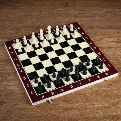 (20161) МиллиON товарОFF для спорта 85 — Шахматы — Настольные игры