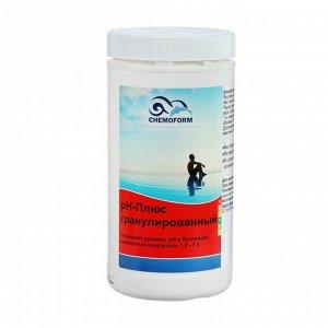 Средство для коррекции кислотности воды pH плюс гранулированный 1,0 кг