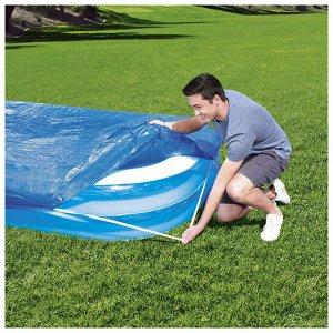 Тент для надувных бассейнов размером 262 х 175 см, 58319 Bestway