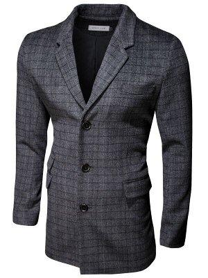 Пальто Sharp Dark Gray