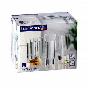 Набор стопок Luminarc «Нью-Йорк», 50 мл, 6 шт