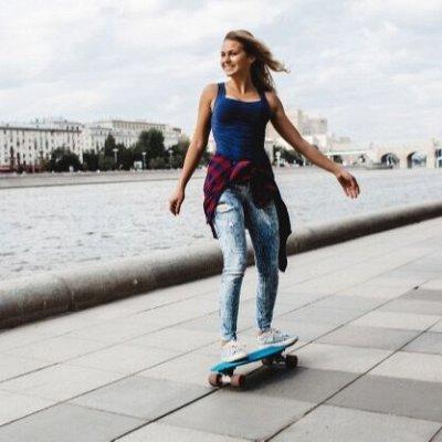 Спорт для всех - плавание, туризм, большое поступление — Самокаты, беговелы, скейтборды. Новинки — Скейтбординг