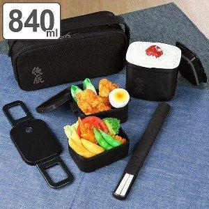 Термос для еды с сумкой PEARL HB-2696