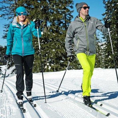 Спорт для всех-18, плавание, фитнесс, туризм — Беговые лыжи — Спорт и отдых
