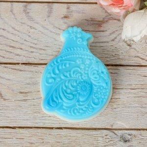 Мыло в форме курочки «Орнамент»