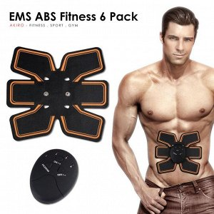 Миостимулятор массажер Beauty Body 6 Pack EMS