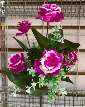 Цветок 5 цветков 35 см высота Цвета в ассортименте