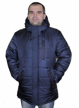 Мужская куртка от производителя Код: 11 синий