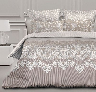 Сонное царство. Большой выбор подарков к 8 Марта! — Семейные комплекты постельного белья — Полутороспальные комплекты