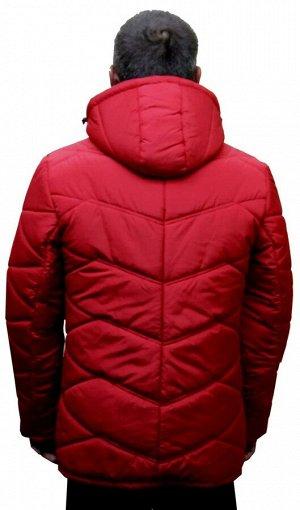 Зимняя куртка от производителя Код: 7 красный